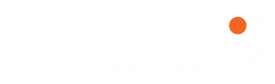 Dental Health Associates mobile logo